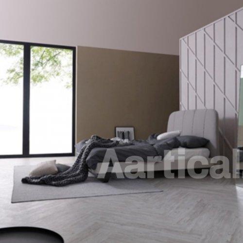 Bayron bed & Yucca mirror