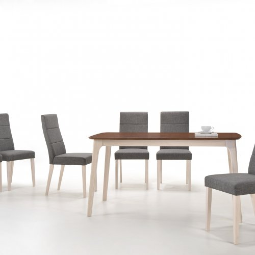 DT8600 Sephora Dining Table & DC8578 Mastar Dining Chair
