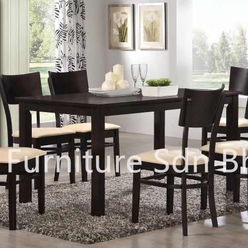 DT8118 Macra Dining Table & DC9681 Skater Dining Chair