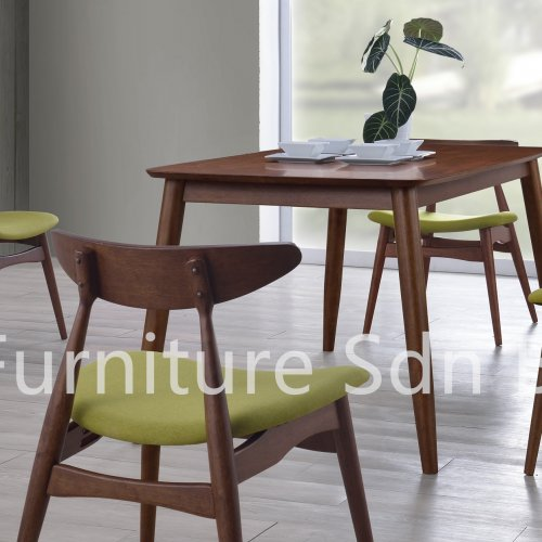 DT8500 Pavilion Dining Table & DC8572 Nice Day Dining Chair