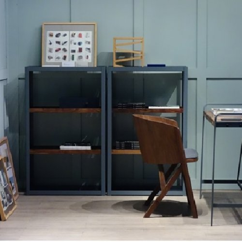 Cargo Bookcase