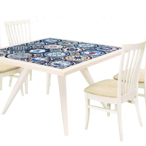 CT 3350 TILE TOP TABLE