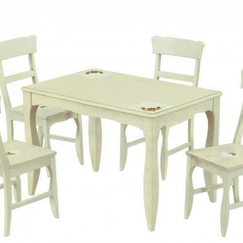 CT 3345 DINING TABLE