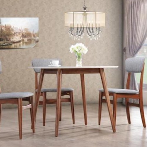 GS3053 Dining Set (1+4)