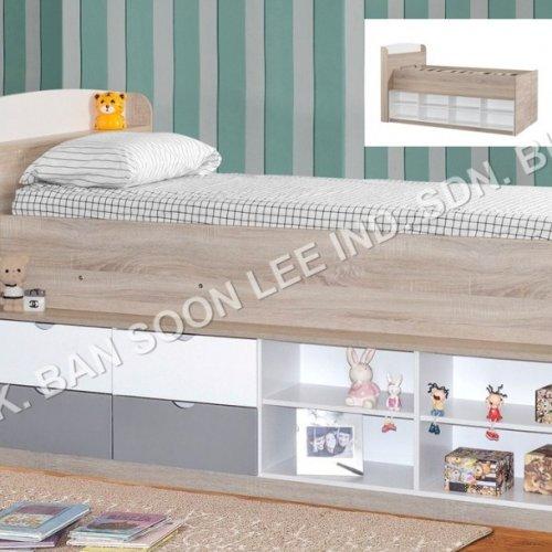 SINGLE GEAR BED