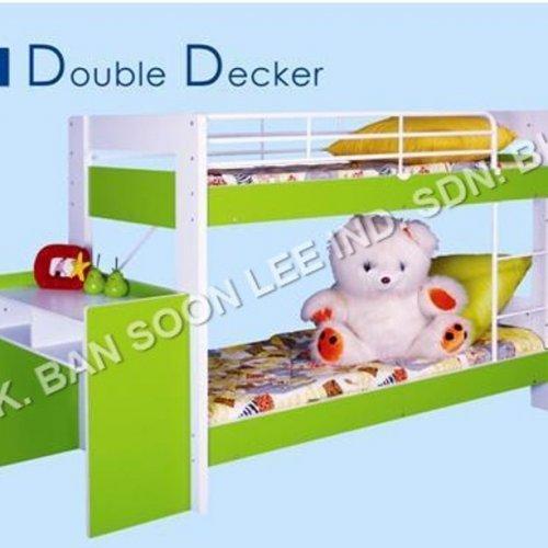 DOUBLE DECKER C/W DESK