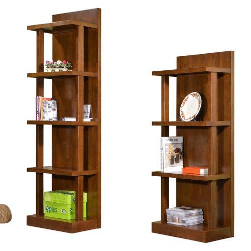 Florence 4 & 5 Tier Bookshelf