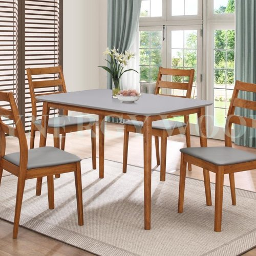 ALPINE DINING SET (I)