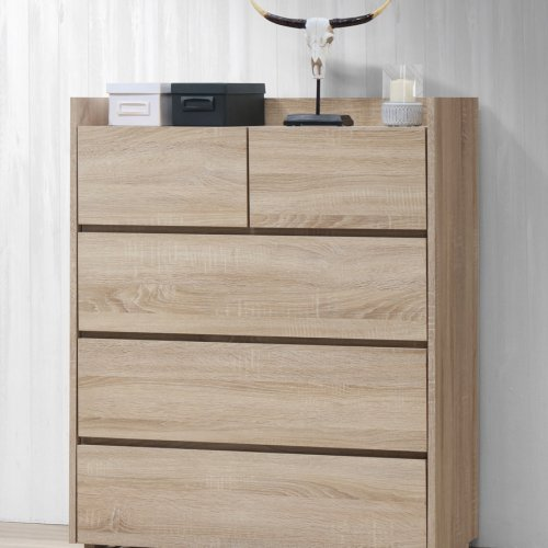 DC 1081-00 ALBI BEDROOM DRAWER CHEST