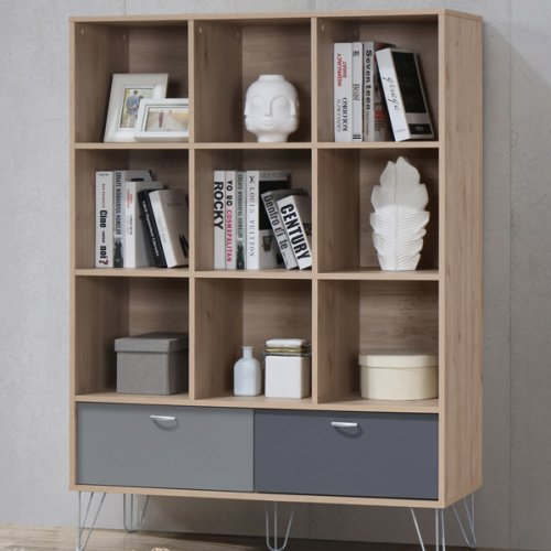BC 1210-00 RENNES LIVING BOOKCASE