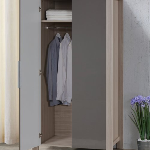 WD 1895-02 ROSTOCK BEDROOM WARDROBE