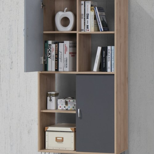 BC 1370-00 RENNES LIVING BOOKCASE
