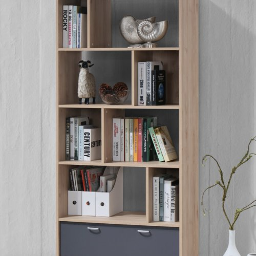 BC 1680-07 RENNES LIVING BOOKCASE