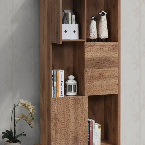 BC 1680-09 NICE LIVING BOOKCASE