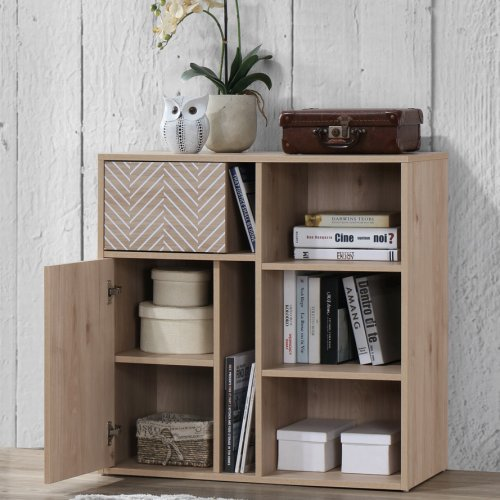 CA 8080-01 CANBERRA LIVING CABINET