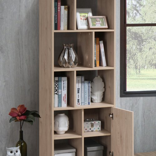 BC 1560-04 CANBERRA LIVING BOOKCASE