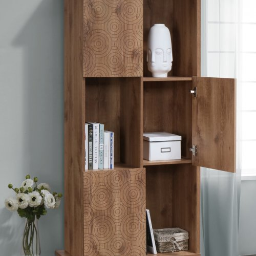 BC 1680-08 NICE LIVING BOOKCASE
