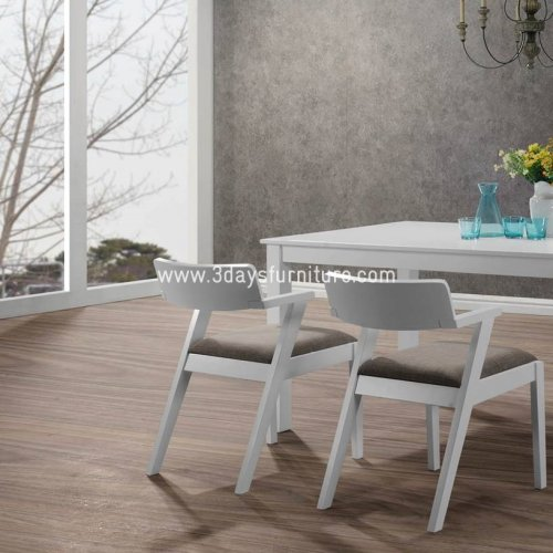 3D-Eason Dining Set(1+6)
