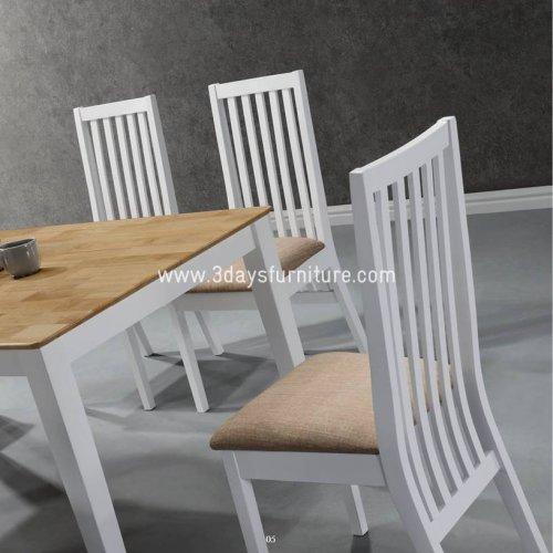 3D-Aston Dining Set(1+6)