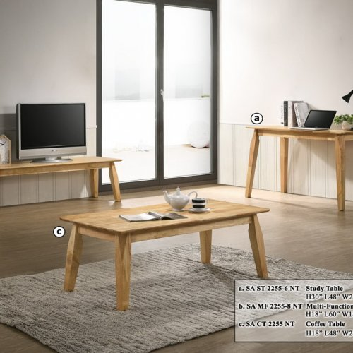 KF 2143 Coffee Table, Console Table + TV Cabinet