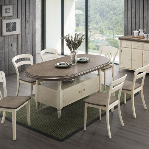 CT 3349-M/CAB DINING SET