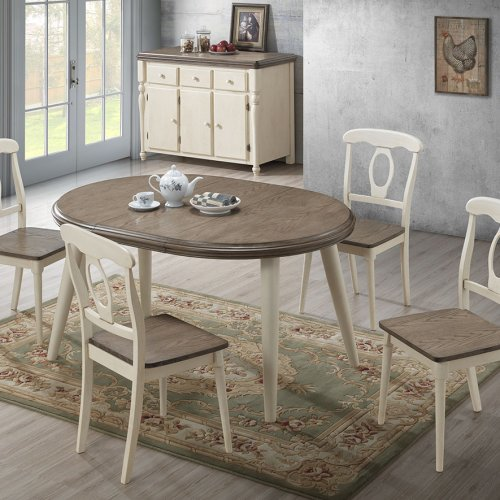 CT 4257-M/SS DINING SET