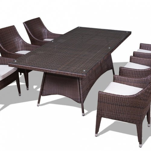 Auckland Dining Set: