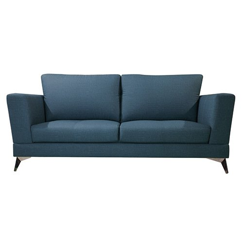 Indulge Skyler Leather Fabric Sofa Set