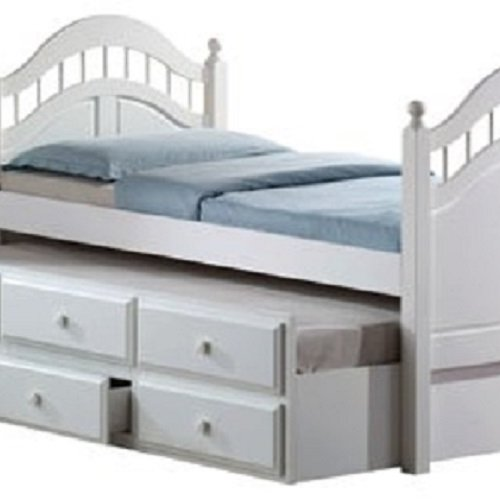 CARIBBEAN Captain Bed with Trundle