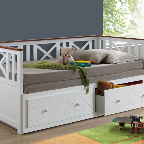 KIEV Day Bed with Trundle