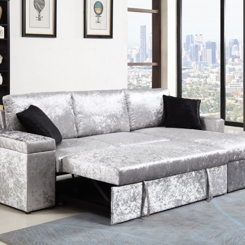 4219 GENEVIEVE Pull Out Sofa Bed