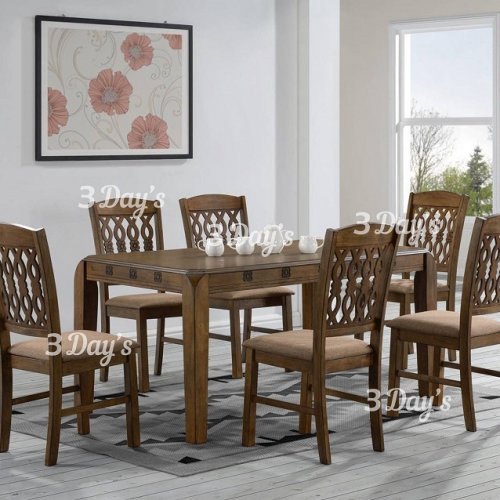 3D- Pandora Dining Set (1+6)