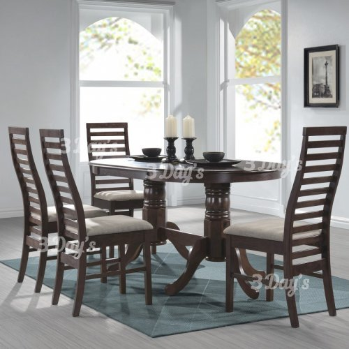 3D- Carola Dining Set (1+6)