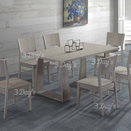 3D- Sienna Dining Set (1+6)