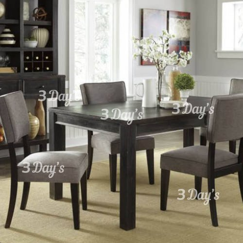 3D- Edison Dining Set (1+6)