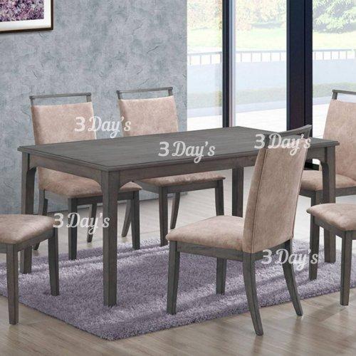 3D- Elegance Dining Set (1+6)