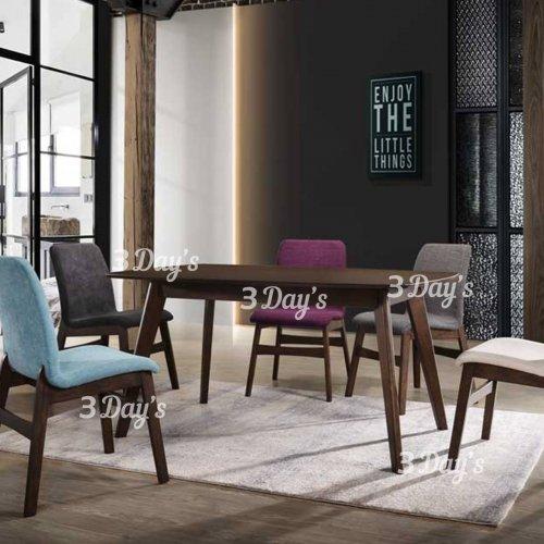 3D- Taylor Dining Set  (1+6)