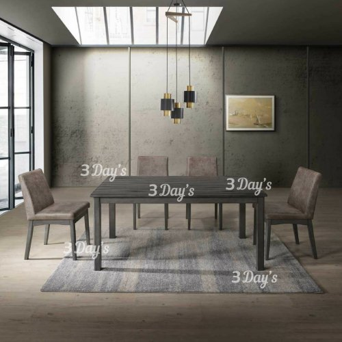 3D- Joveen Dining Set (1+6)