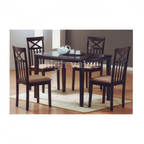 HV GLORY Dining Set (1+4)