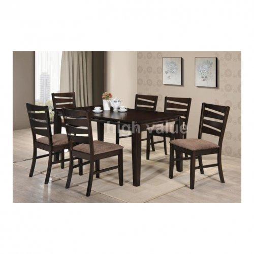 HV 3160 Dining Set (1+6)