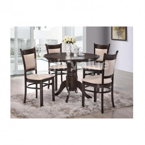 HV 3154 Dining Set (1+4)