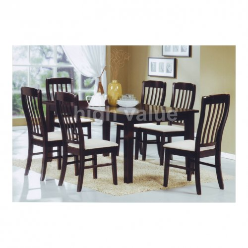 HV WENYI Dining Set (1+6)