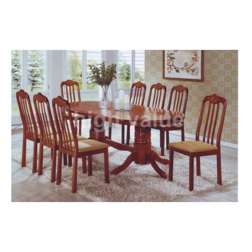 HV 23 Dining Set  (1+8)