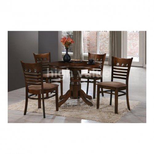 HV 3171 Dining Set (1+4)