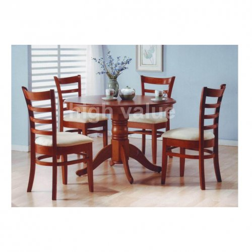 HV COCO Dining Set (1+4)
