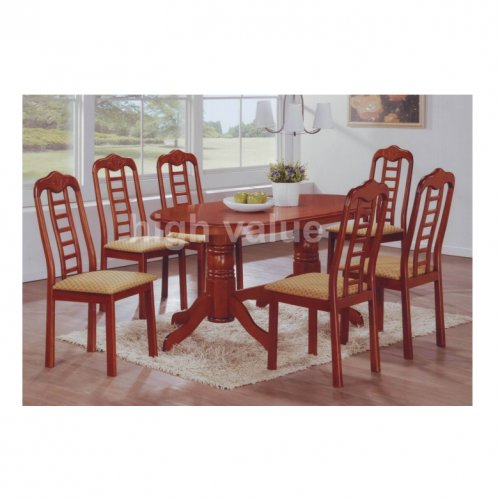 HV 24 Dining Set (1+6)