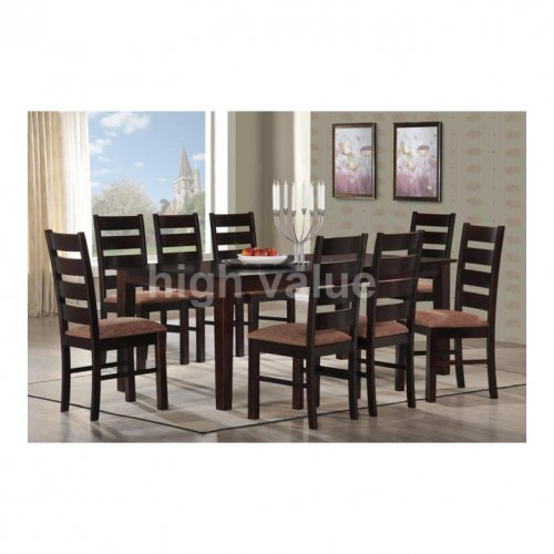 HV 3134 Dining Set (1+8)