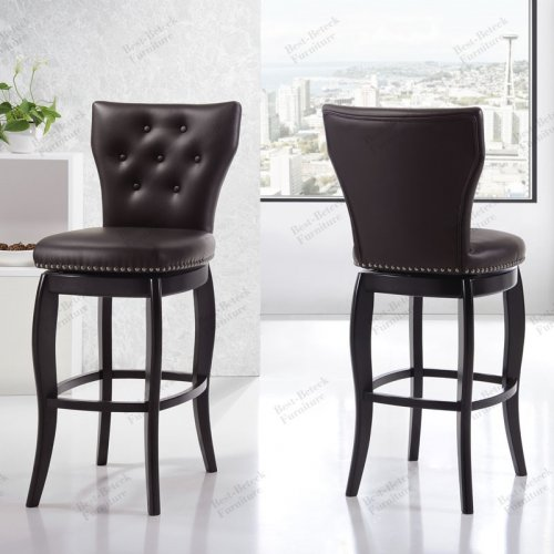 BBT 5222B - Swivel Bar Stool