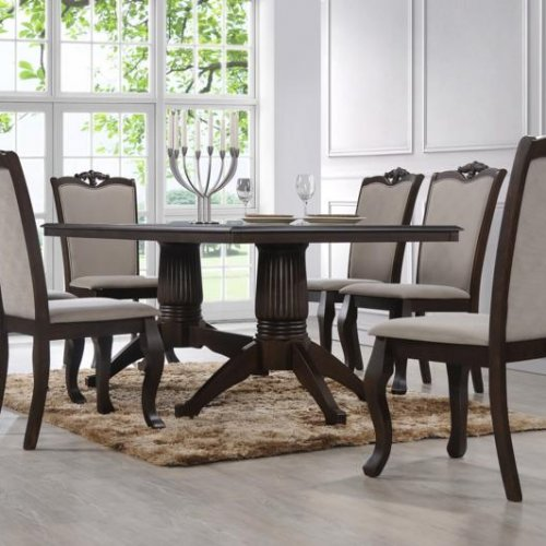 Hamburg Dining Set (1+6)