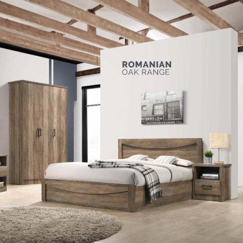 Romanian Oak Range